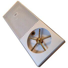 Встраиваемая мойка для питчеров с каплесборником 450x165x22 мм белая, фото