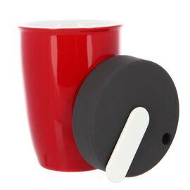 Loveramics Nomad Double Walled Mug Кружка 250 мл красная, фото