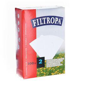 Filtropa Бумажные фильтры #2 100 шт, фото