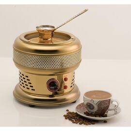 JOHNY AK/8-5 GOLD Аппарат кофе на песке на 1 турку, фото