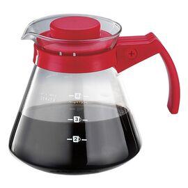 Tiamo HG2328 Кофейник 650 мл красный, фото
