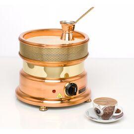 JOHNY AK/8-4 N Аппарат кофе на песке на 2 турки, фото