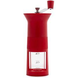 Bialetti Кофемолка ручная красная, фото