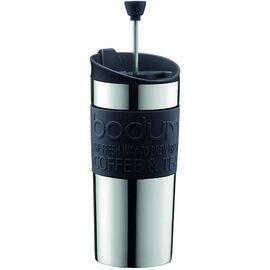 Bodum 11067-01 Travel Press Дорожный френч-пресс 350 мл чёрный, фото