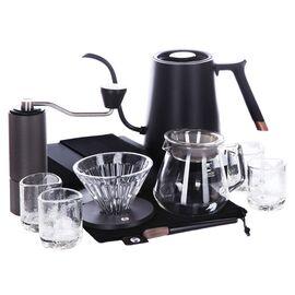 Timemore C2 Coffee Suitcase набор для заваривания кофе черный, фото