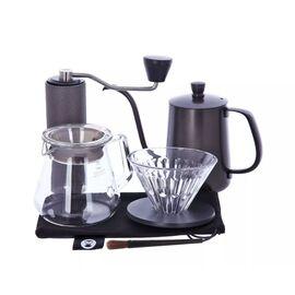 Timemore C2 Pour Over Set (Fish 03) набор для заваривания кофе черный, фото