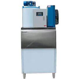 Cooleq IM-200SC Льдогенератор с подключением к водопроводу чешуя, фото