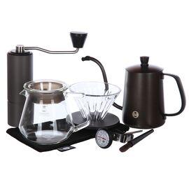 Timemore C2 Small Coffee Suitcase набор для заваривания кофе черный, фото
