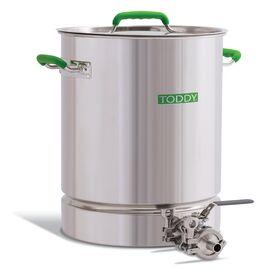 Toddy Cold Brew Pro 10 Коммерческий завариватель из нержавеющей стали 36 л, фото