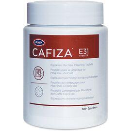 Urnex Cafiza E31 Таблетки для очистки эспрессо-машин 100 шт., фото