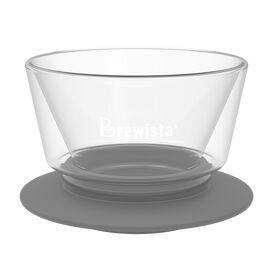 Brewista Smart Dripper Flat Bottom Glass Dripper Пуровер стеклянный с плоским дном, фото