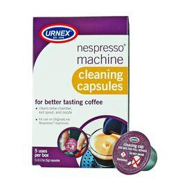 Urnex Nespresso Machine Cleaner Капсулы для очистки кофемашин, фото