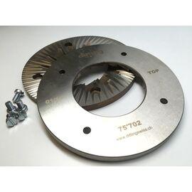 Ditting Жернова для кофемолок KF/KFA/KFR/KR 1403 стальные, фото