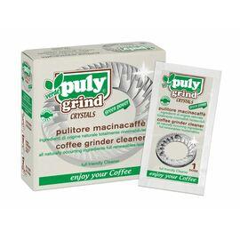 Puly Grind Crystals Средство для очистки кофемолок 10 пакетов по 15 г, фото