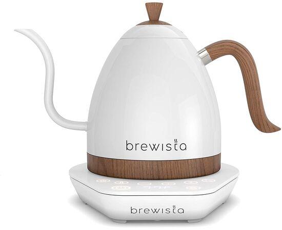 Brewista Artisan Электрочайник с контролем температуры 1 л жемчужно белый, фото
