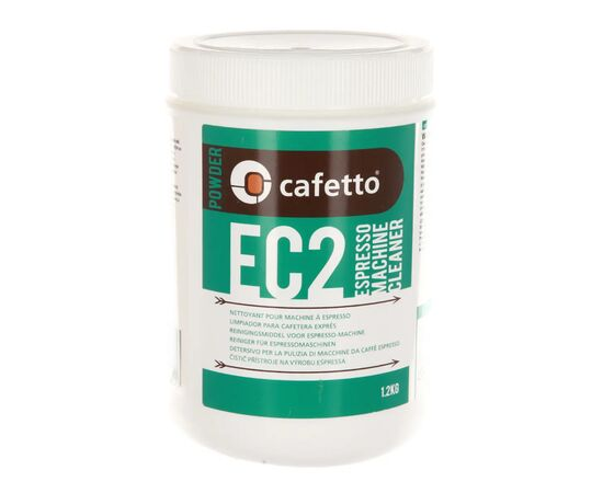Cafetto EC2 Средство для чистки кофемашин 1,2 кг, фото